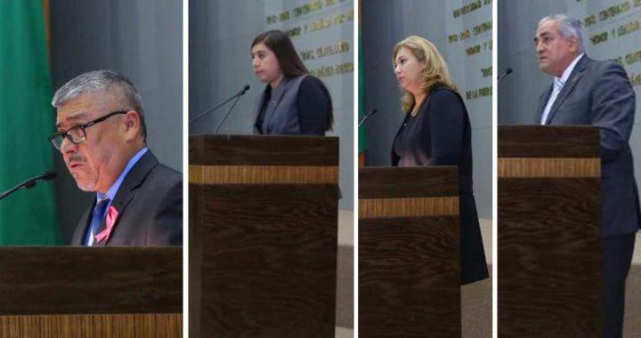 Platean Diputados transformar a la Procuraduría del Estado en Fiscalía General de Justicia