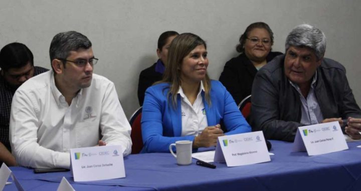 Sientan bases de Alianza Educativa por la Niñez y Juventud Tamaulipeca