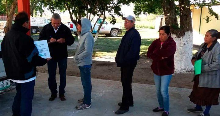 DIF Río Bravo hace entrega de 138 Despensas a familias del Area Rural