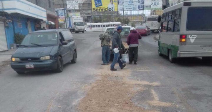Cuadrillas de COMAPA culminan trabajos en Zona Centro