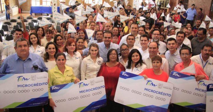 Tamaulipas facilita 122 MDP en créditos a emprendedores en 2018