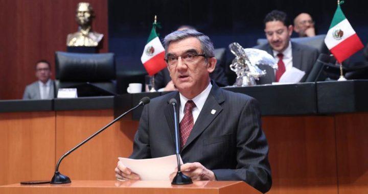 Periodo productivo que nos obliga a redoblar esfuerzos en el 2019: Américo Villarreal