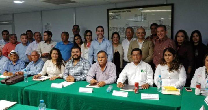Acuerdan IMSS y organizaciones de productores de caña fortalecer programas de trabajo