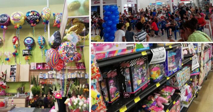 Se fortalece comercio de Reynosa con festividades