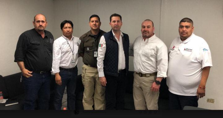 En Miguel Alemán se preocupan por los centroamericanos y cubanos