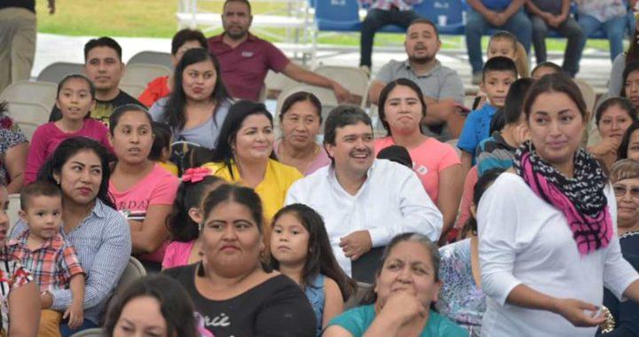 En el marco de su día, madres de familia de Río Bravo disfrutaron del festejo realizado por el Republicano Ayuntamiento