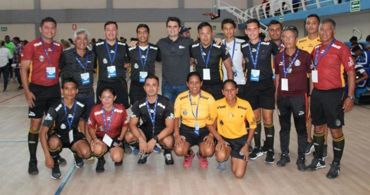 Arranca Torneo Nacional de Fútbol Sub-14 y menores en Tampico