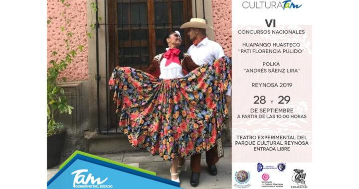 Se realiza en Reynosa el Concurso Nacional de Huapango y Polka