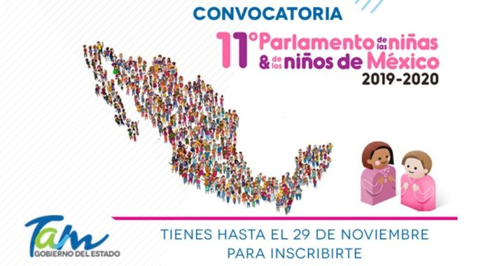 Parlamento de las niñas y de los niños de México 2019-2020
