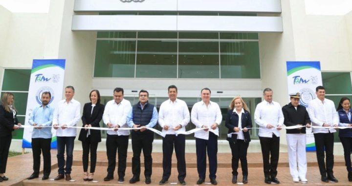 Inaugura Gobernador Centro Integral de Justicia número 11