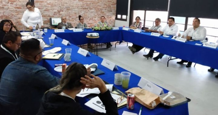 Participa UAT en reunión nacional del Programa Peraj-Adopta un amigo