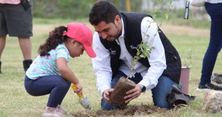 """Únete a """"Reforestam"""" con Jóvenes Tamaulipas y plantemos miles de árboles"""