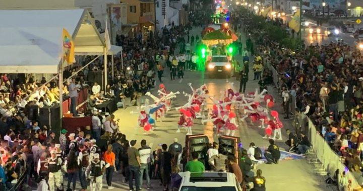 Tamaulipas vibra y festeja el Carnaval Tam 2020
