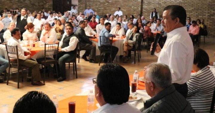 Convicción de los trabajadores de la educación permite avance del SNTE