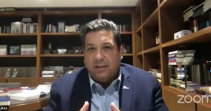 Participa Gobernador en foro en línea sobre energía