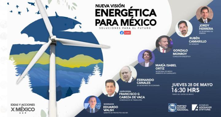 Gobernador Cabeza de Vaca participará en foro energético