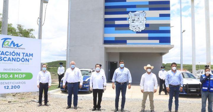 Continúa Tamaulipas fortaleciendo seguridad carretera