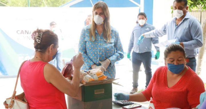 Amplía Municipio Programa de Canasta Básica a 87 colonias populares