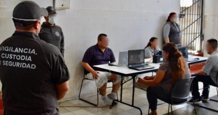 SSP pone en marcha visitas virtuales en CEDES de Victoria