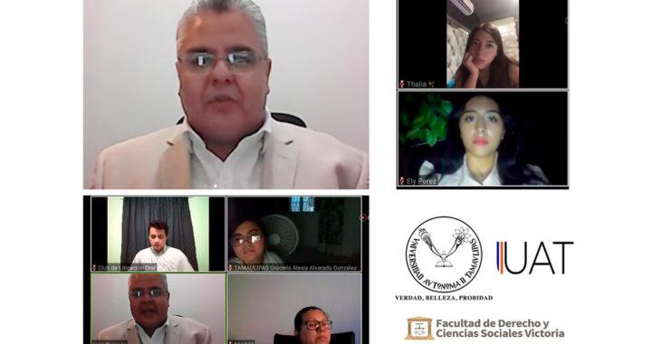 Reflexionan sobre los derechos humanos en el contexto del COVID